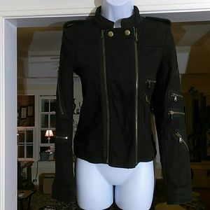 Marc by Marc Jacobs moto jacket